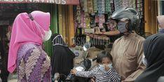 Jalin Silaturahmi di Ramadhan, Bupati Tulang Bawang Santuni 25 Anak Yatim