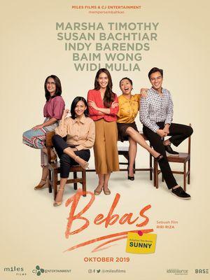 Poster Film Bebas versi Dewasa