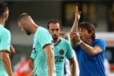 Inter Vs Getafe, Ditanya Seberapa Penting Liga Europa, Begini Respons Conte