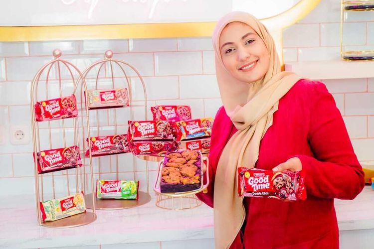 Najla Farid Bisyir, pemilik brand dessert box Bittersweet by Najla.