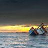 Saat Nelayan Berenang Selamatkan Diri Usai Kapal Terbalik Dihantam Ombak Selat Sunda, 10 Orang Belum Ditemukan