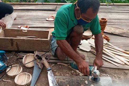Cerita Siprianus Dua Dawa, Difabel yang Jadi Kepala Tukang, Sudah Bangun 30 Rumah sejak Usia 18 Tahun