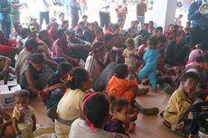 Kelaparan, Eks Buruh Perusahaan Sawit Datangi Kantor DPRD Sultra