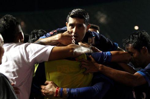 Kata Hanif Sjahbandi Setelah Cetak Gol di Depan Luis Milla