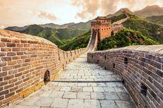 Langgar Aturan di Tembok Besar China, 2 Turis Afrika Kena Blacklist