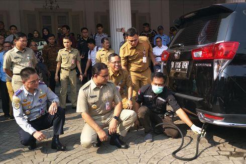 Polisi Harus Gelar Razia Emisi untuk Menekan Polusi