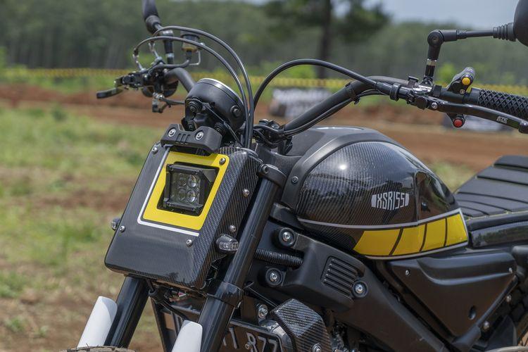 Yamaha XSR 155 Flat Tracker Speedking Garage