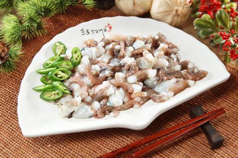 Mengapa Orang Korea Makan Gurita Hidup?
