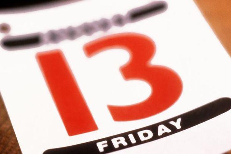 Ilustrasi Friday the 13th