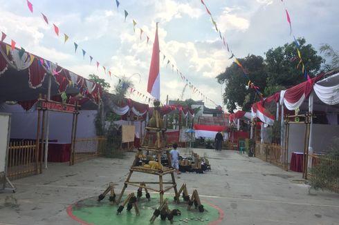 Odong-odong Siap Menjemput Lansia di Depok Jaya Menuju TPS