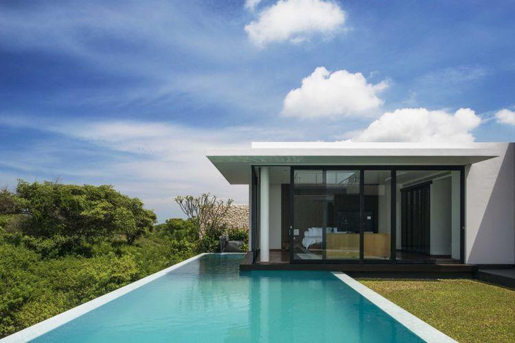 Cover Villa WRK di Bali karya Parametr Indonesia.