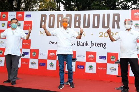 Begini Persiapan Terkini Borobudur Marathon 2020