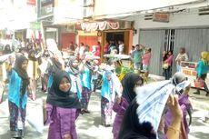 Pawai Hadrah Meriahkan Perayaan Tahun Baru Islam di Ambon