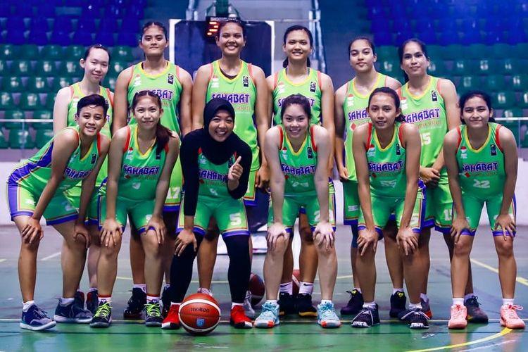 Sahabat Semarang rindu kehadiran Dewi Fortuna demi menjadi pemuncak klasemen akhir Srikandi Cup. Khususnya, pada Srikandi Cup 2020.