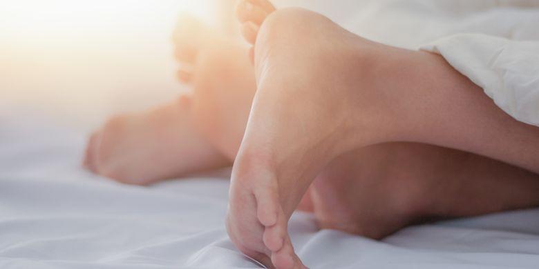 7 Cara Mengurangi Rasa Sakit Di Malam Pertama Halaman All Kompas Com