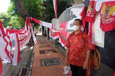 Cerita Nanang, Penjual Bendera Musiman di Banyuwangi, Pernah Untung Rp 28 Juta untuk Nikahan Anak
