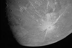 Satelit NASA Berhasil Memotret Ganymede, Benda Langit yang Ajaib