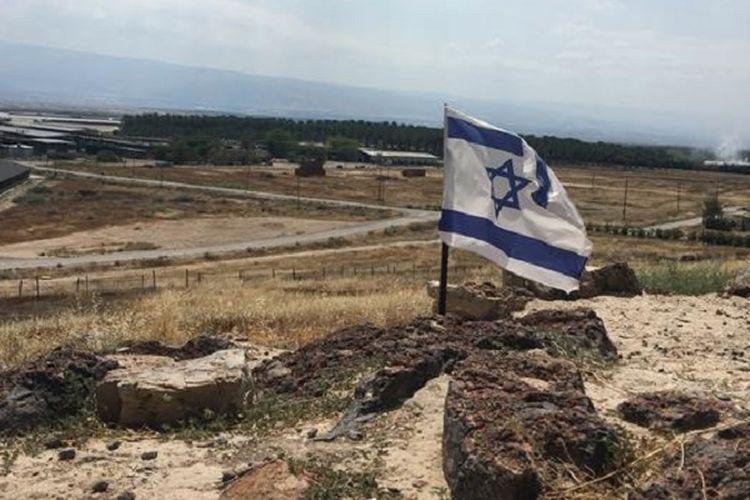 Israel berencana menganeksasi Tepi Barat Yordan.
