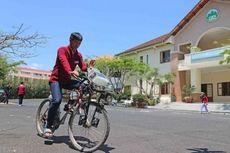 3 Siswa Vietnam Ciptakan Sepeda Pembersih Udara