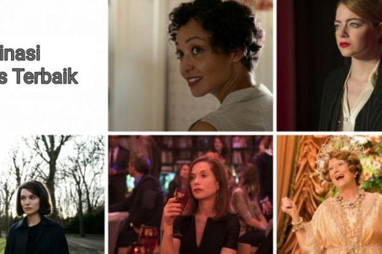 Nominasi Aktris Terbaik Oscar 2017
