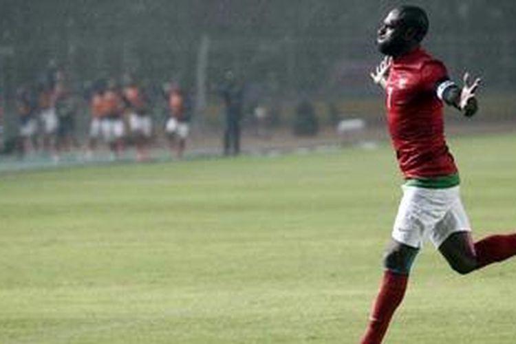 Striker Indonesia, Boaz Solossa.
