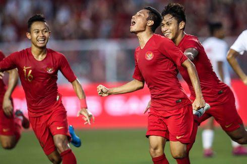 Timnas U23 Indonesia Vs Vietnam, Widodo Ingin Garuda Muda Menyerang dan Jaga Emosi