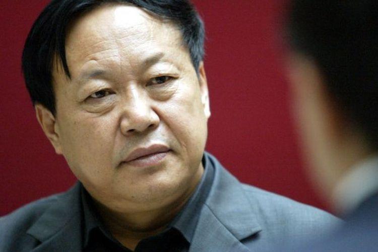 Sun Dawu, miliader pemilik perusahaan di bidang pertanian terbesar di Provinsi Hebei. [Via BBC INDONESIA]