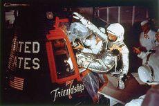 Hari Ini dalam Sejarah: Astronot AS John Glenn Jalankan Misi Terbangkan Friendship 7