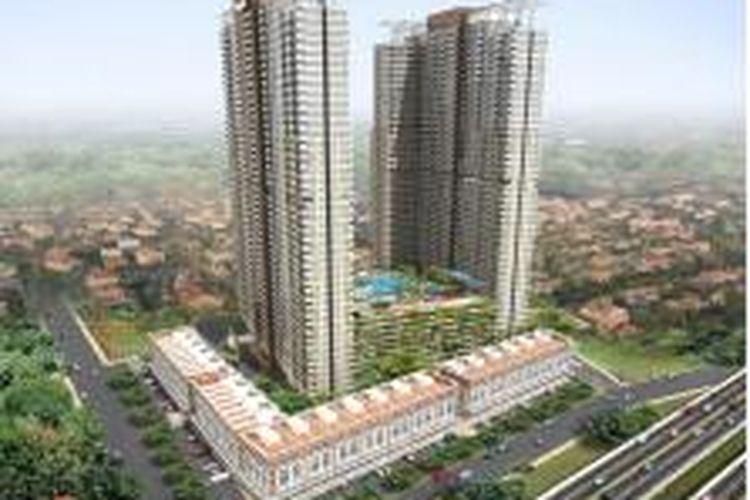 Keppel Land membangun West Vista, Jakarta Barat, sebanyak 2.855 unit. Pembangunan dijadwalkan rampung pada 2019 mendatang.