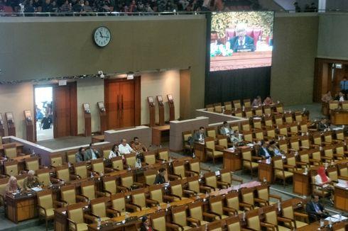 Rapat Paripurna, Rieke Singgung Surat Jokowi soal Amnesti Baiq Nuril
