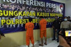 Positif Gunakan Sabu, Vokalis Band Kapten Ditangkap Polisi