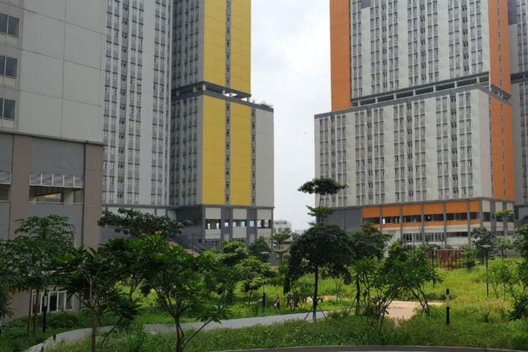Wisma Atlet Kemayoran, Jakarta Pusat