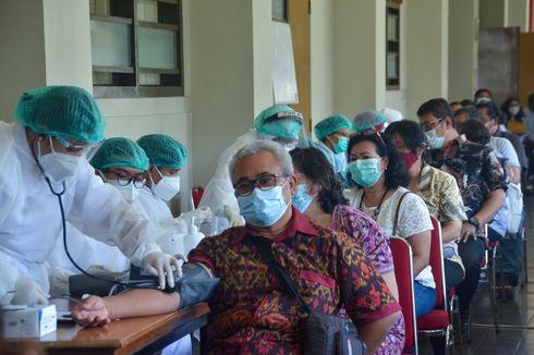 Siapkan Kuliah Tatap Muka, UAJY dan 4 Kampus Yogyakarta Gelar Vaksinasi Massal