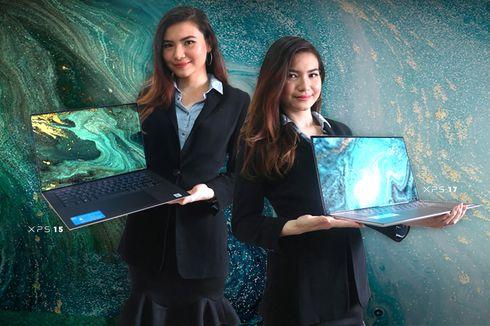 Laptop Baru Dell XPS 15 dan XPS 17 Masuk Indonesia, Harga Mulai Rp 40 Jutaan