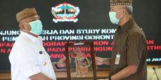 Belajar dari Ganjar, Gubernur Gorontalo Aplikasikan