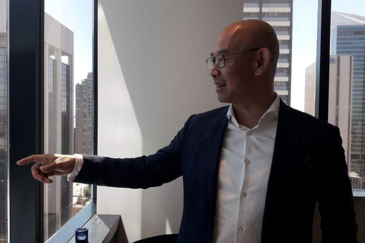 Pendiri dan CEO Development Crown Group Iwan Sunito