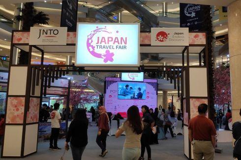 Promo Tiket Pesawat ke Jepang di Japan Travel Fair 2019, Mulai Rp 4,2 juta
