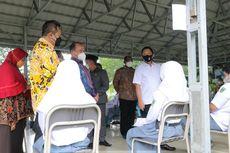 Tinjau Vaksinasi Saat Sekolah Jalankan PTM, Mendagri Tito Semangati Siswa hingga Nakes di Pangkalpinang