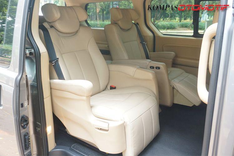 Interior Hyundai H-1 Royale CRDi