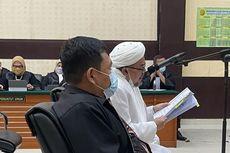 Senin, Jaksa Tanggapi Pleidoi Rizieq Shihab dalam Kasus Tes Usap di RS Ummi