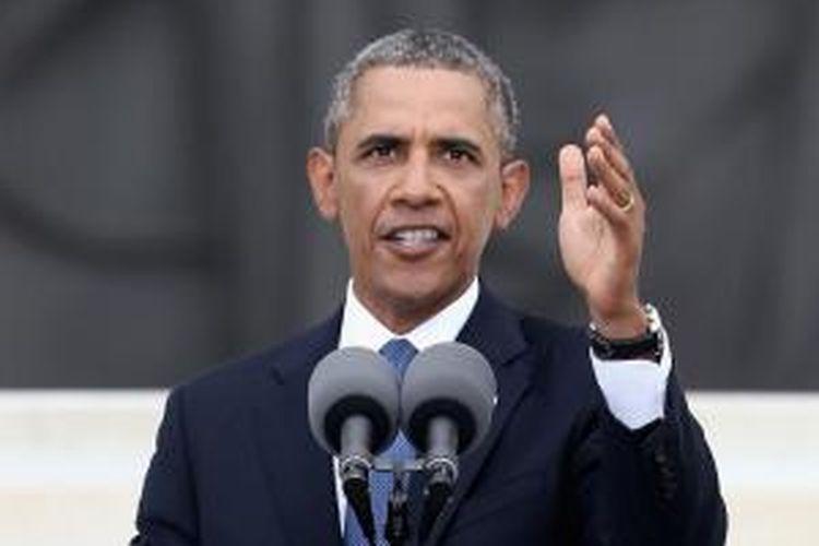 Presiden AS, Barack Obama.