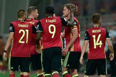 Hasil Kualifikasi Piala Dunia, Belgia Pastikan Lolos ke Rusia 2018