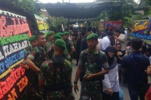 Petugas Pajak Dibunuh, Rumah Duka Dijaga Anggota TNI