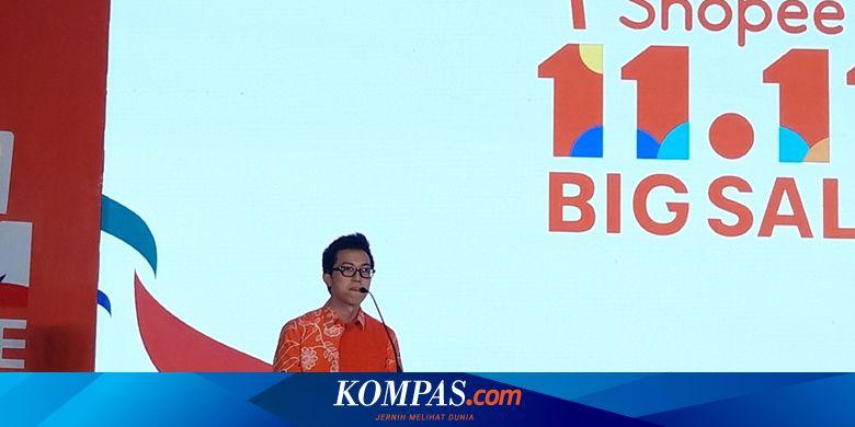 Shopee Bakal Gelar 11 11 Big Sale Simak Ragam Promonya Halaman All Kompas Com
