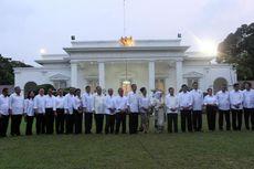 Menanti Kabinet Baru Jokowi, Mengingat Pengumuman Kabinet Kerja 2014