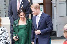 Anak Pangeran Harry dan Meghan Tidak Akan Mendapat Gelar Putri