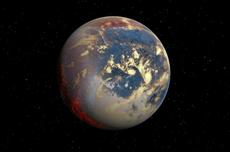 Planet Luar Tata Surya Bumi Super Paling Ekstrem Ternyata Punya Lautan Lava