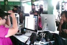 Jurnalis Peliput