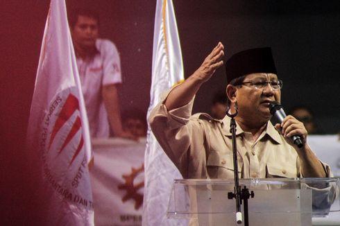 Prabowo Terima Kunjungan Jenderal Purnawirawan AS di Hambalang