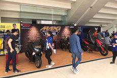 Promo Yamaha di IIMS Moto Bike Expo, Beli NMAX Diskon Rp 1 Juta